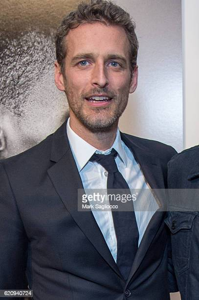 Photographer Alexi Lubomirski attends 'Diverse Beauty' Book Launch Exhibition Opening at Milk Gallery on November 3 2016 in New York City