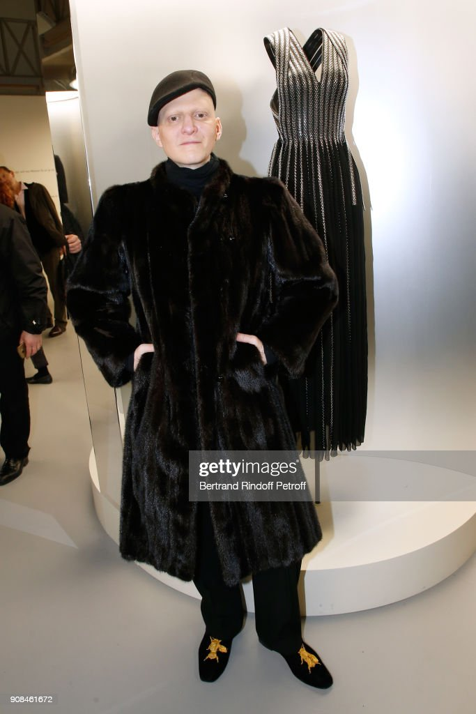 """Azzedine Alaia : Je Suis Couturier"" Exhibition - Paris Fashion Week - Menswear F/W 2018-2019"