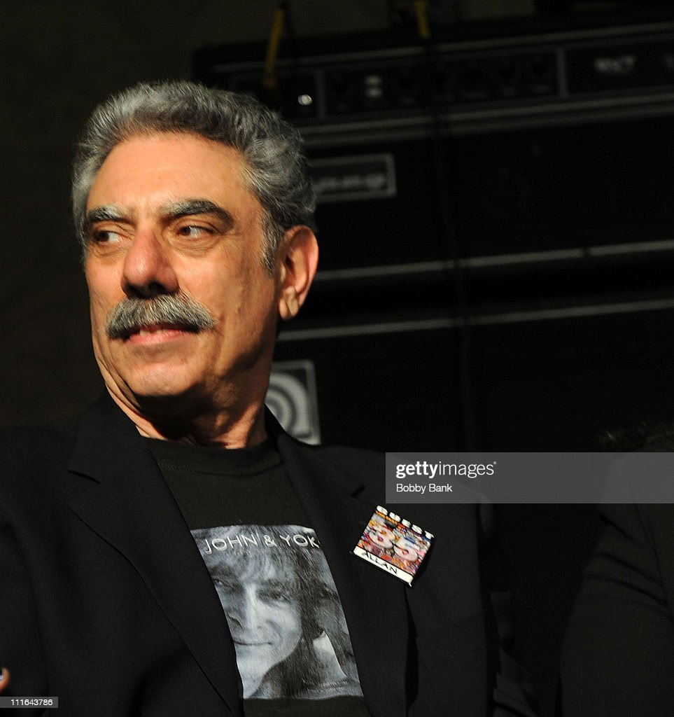 Photographer Allan Tannenbaum attends the 35th Anniversary of The Fest For Beatles Fans celebration at the Crowne Plaza Meadowlands on March 27, 2009 in Secaucus, New Jersey.