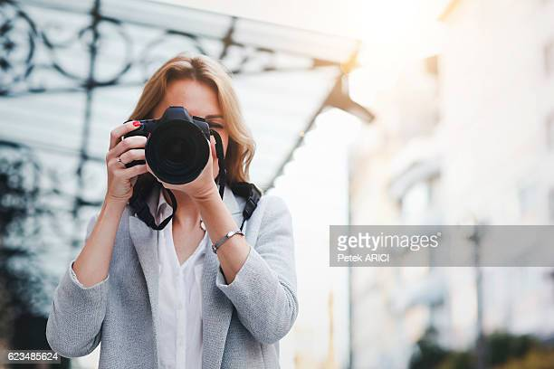 Photographer - Always catch the moment