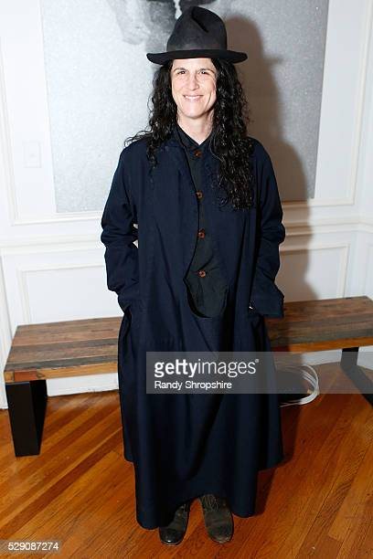 Photographer Amanda Demme attends the Art of Elysium presents Tom Franco at the art salon on May 7 2016 in Los Angeles California
