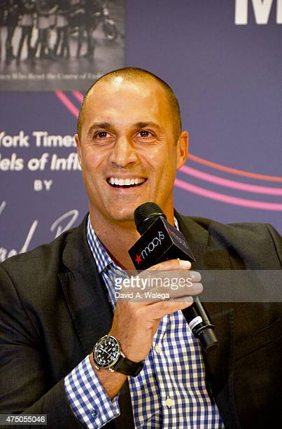 Photographer and author Nigel Barker attends the celebration of AsianAmerican Heritage Month at Macy's Beverly Center on May 28 2015 in Los Angeles...
