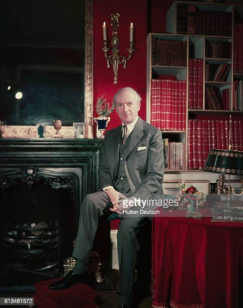 Photographer and Designer Cecil Beaton 1954