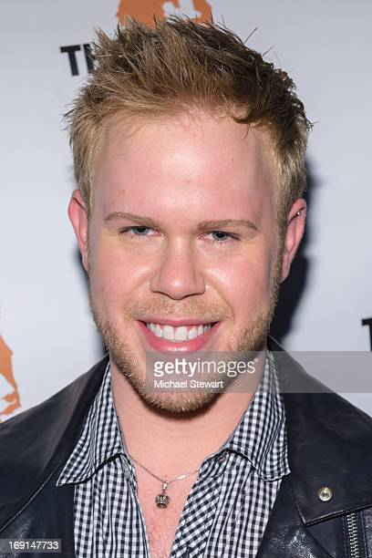 Photographer Andrew Werner attends the 2013 Broadway Beauty Pageant at Jack H. Skirball Center for the Performing Arts on May 20, 2013 in New York...