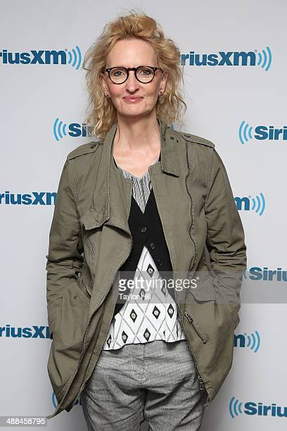 Photographer Anne Geddes visits the SiriusXM Studios on May 6 2014 in New York City