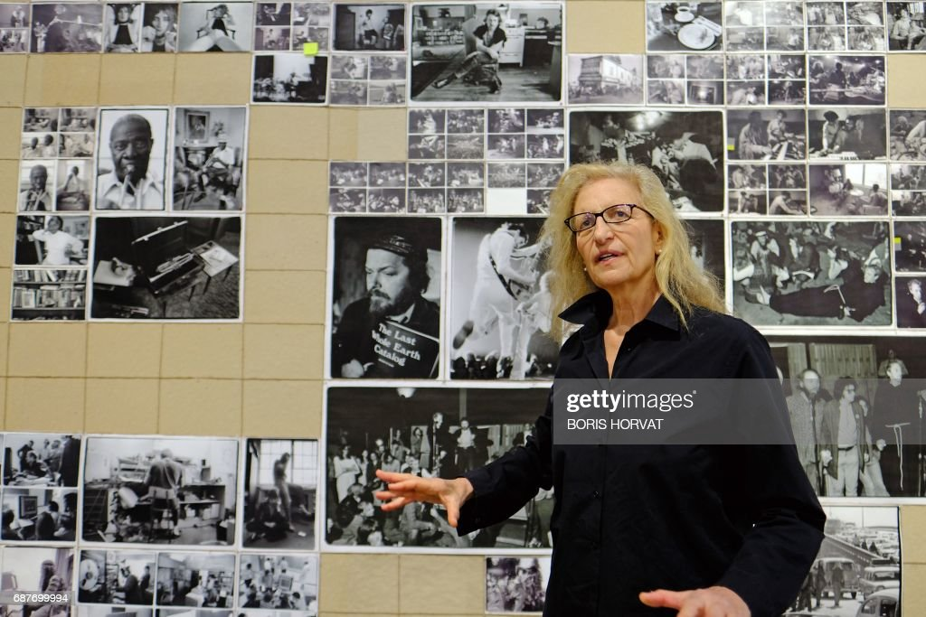 FRANCE-CULTURE-PHOTOGRAPHY-EXHIBITION-US : News Photo