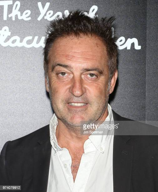 Photographer Antoine Verglas attends the screening of 'The Year Of Spectacular Men' hosted by MarVista Entertainment and Parkside Pictures with The...