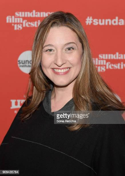 Photographer Ashly Covington attends the Half The Picture Premiere during the 2018 Sundance Film Festival at Prospector Square Theatre on January 23...