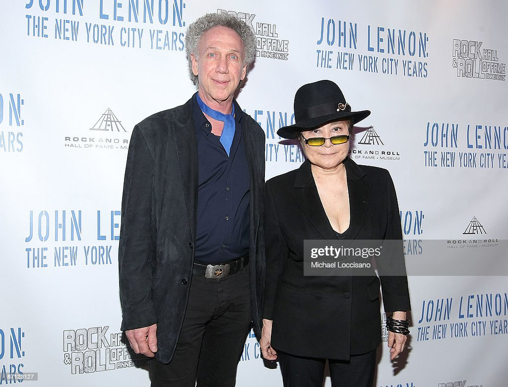 Photographer Bob Gruen And Yoko Ono Attend The John Lennon The New News Photo Getty Images