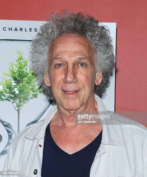 Photographer Bob Gruen attends the 'Time To Choose' New York screening at Landmark's Sunshine Cinema on June 1 2016 in New York City