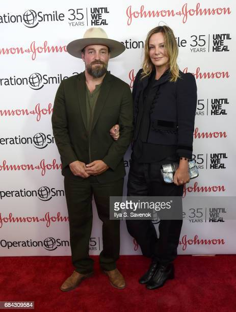 Photographer Brian Bowen Smith attends the 35th anniversary of Operation Smile at West Edge on May 17 2017 in New York City