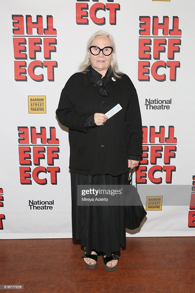 """""""The-Effect"""" Off-Broadway Opening Night"""