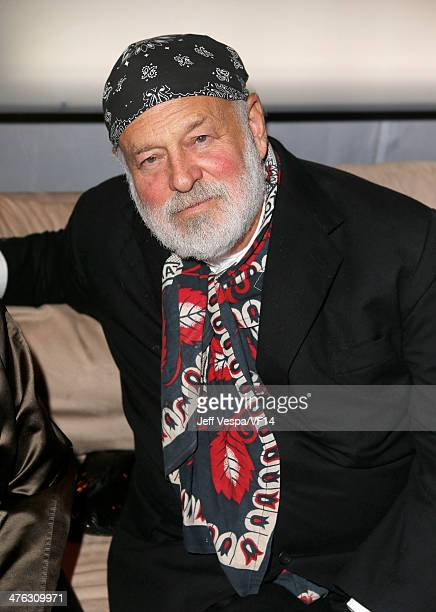Photographer Bruce Weber attends the 2014 Vanity Fair Oscar Party Hosted By Graydon Carter on March 2 2014 in West Hollywood California