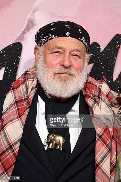 Photographer Bruce Weber attends The Fashion Awards 2016 on December 5 2016 in London United Kingdom