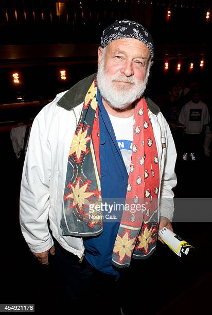 Photographer Bruce Weber attends the Opening Ceremony fashion show during MercedesBenz Fashion Week Spring 2015 on September 7 2014 in New York City