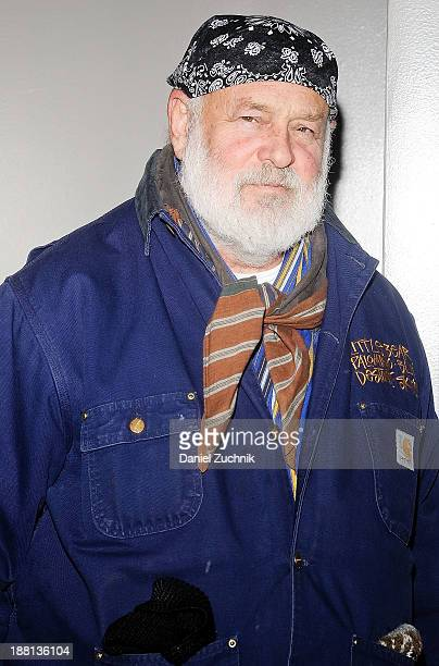 Photographer Bruce Weber attends the opening night of the Bruce Weber Retrospective at Film Forum on November 15 2013 in New York City