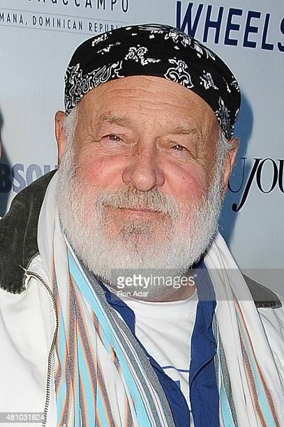 Photographer Bruce Weber attends the Rob Gronkowski's Dujour summer cover issue party hosted by Nicole Vecchiarelli Bruce Webber and Jason Binn at...