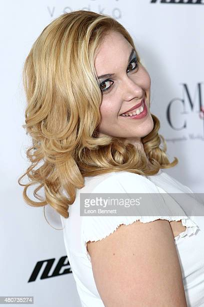 Photographer Cassy Athena attended NEO 39 Presents The Cassy Athena Collection PreESPYS Celebration at MR33B on July 14 2015 in Pasadena California