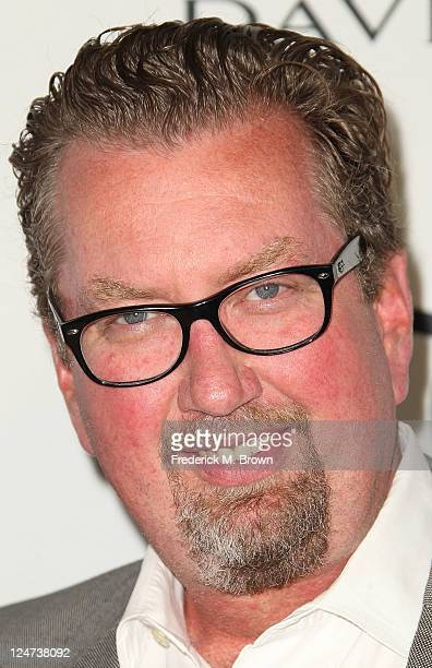 Photographer Chris Haston attends the Audi Kicks Off The 63rd Primetime Emmy Awards Week 2011 on September 11 2011 in Los Angeles California