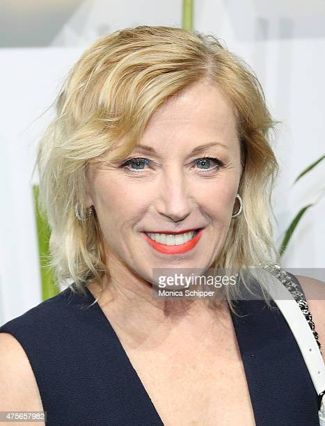 Photographer Cindy Sherman attends Museum Of Modern Art's 2015 Party In The Garden Arrivals at Museum of Modern Art on June 2 2015 in New York City