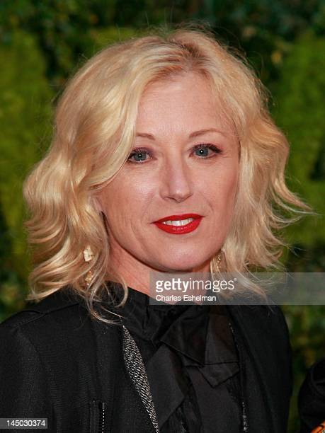 Photographer Cindy Sherman attends the 2012 Party In The Garden Benefit at the Museum of Modern Art on May 22 2012 in New York City