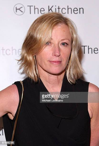 Photographer Cindy Sherman attends The Kitchen 2009 Spring gala benefit at Capitale May 20 2009 in New York City