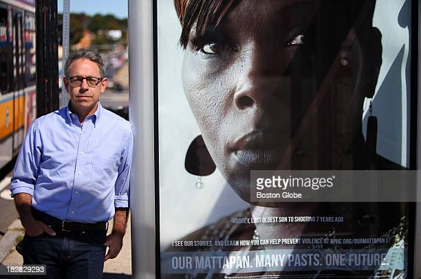 Photographer David Binder shot a series of images of Mattapan residents for a Boston Public Health Commission violence prevention campaign entitled...