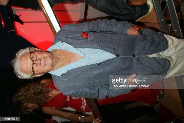 Photographer David Hamilton attends the Soiree Tropezienne hosted by Denise Rich and ASMALLWORLD onboard Ms Rich's yacht the Lady Joy on July 24 2008...