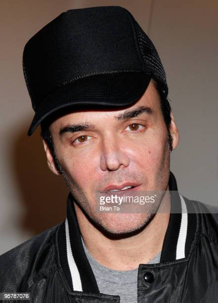 Photographer David LaChapelle attends the 19th Annual International Los Angeles Photographic Art Exposition Opening at Santa Monica Civic Auditorium...