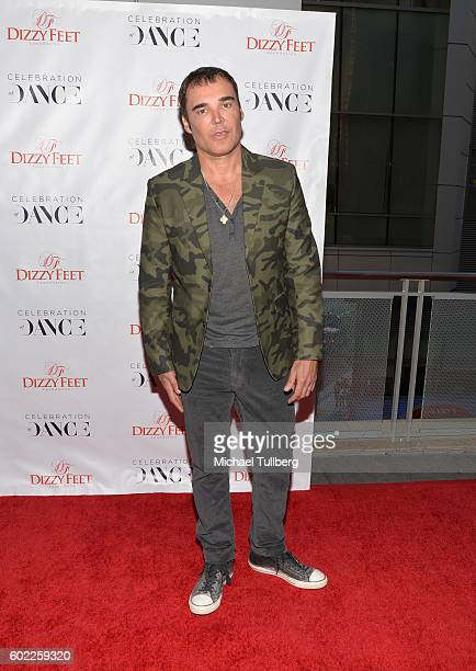 Photographer David LaChapelle attends the 6th Annual Celebration of Dance Gala presented by The Dizzy Feet Foundation at The Novo by Microsoft on...