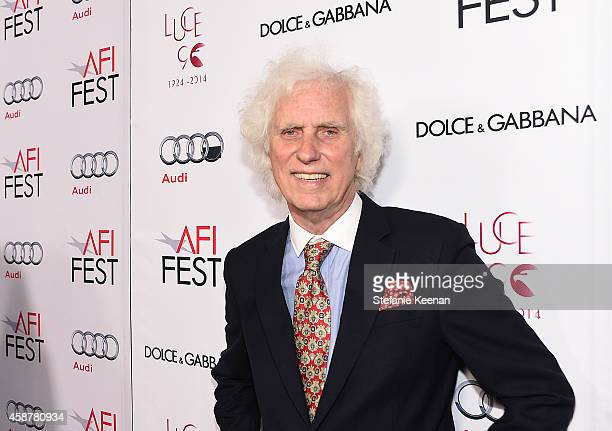 Photographer Douglas Kirkland attends DolceGabbana celebrates the 25th anniversary of Cinema Paradiso and director Giuseppe Tornatore on November 11...