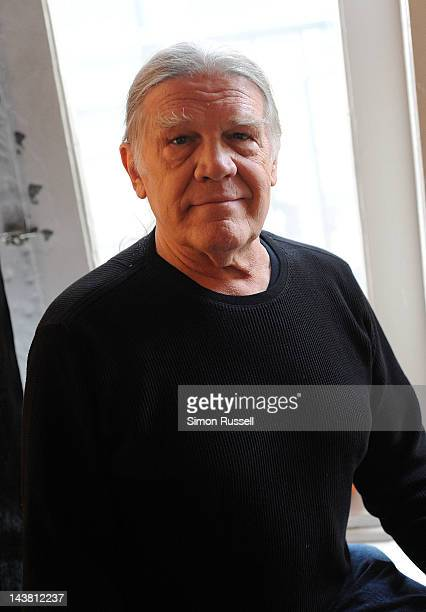 Photographer Henry Diltz attends the Rolling Stones 50 Years in Photography press review at the Morrison Hotel Gallery on May 3 2012 in New York City