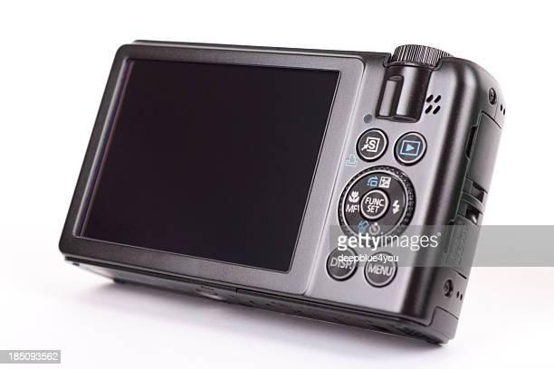 写真撮影でカメラを保持
