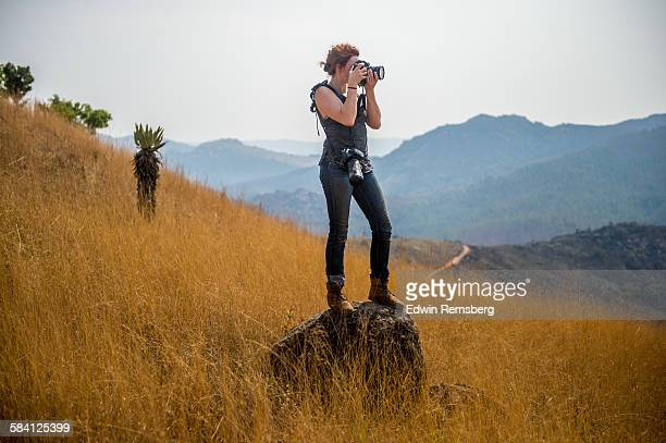 photographer in africa - photographer stock pictures, royalty-free photos & images