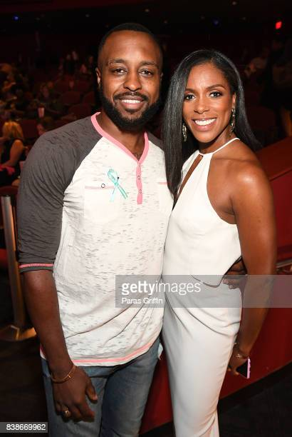 Photographer James Anthony and Dr Jessica Shepherd at 'The Immortal Life Of Henrietta Lacks' Viewing Panel Discussion with Renee Elise Goldsberry Dr...