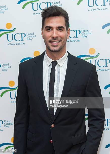 Photographer Javier Gomez attends the 7th Annual UCP Of NYC Santa Project Party Auction at The Down Town Association on December 6 2016 in New York...