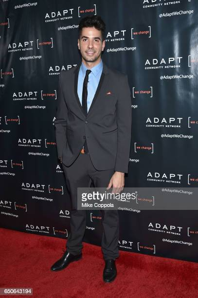 Photographer Javier Gomez attends UCP of NYC 70th Anniversary Gala on March 9 2017 in New York City