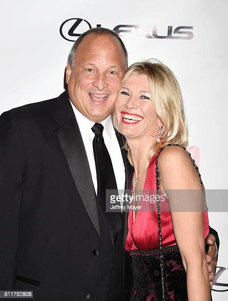Photographer Jeff Kravitz and wife Julianne Kravitz attend the 2nd Annual Hollywood Beauty Awards benefiting Children's Hospital Los Angeles at...