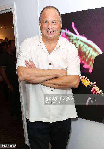 Photographer Jeff Kravitz hosts his exhibit of Photography For The Soul at The Gabba Gallery on May 22 2016 in Los Angeles California