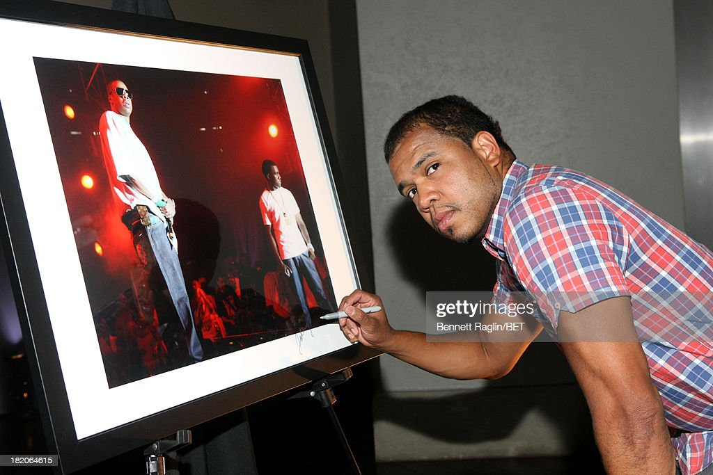 """BET Music Matters """"Press Play"""" Event Powered By Monster : Nyhetsfoto"""