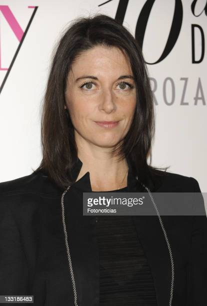 Photographer Mary McCartney attends 'ProFashion/3 Women 3 Projects' press conference at Casa de Correos on April 28 2010 in Madrid Spain