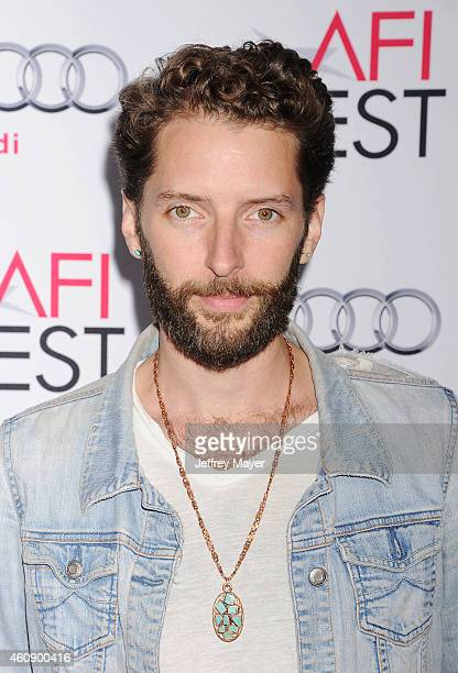 Photographer Matthu Placek attends the premiere of Sony Pictures Classics' 'Foxcatcher' during AFI FEST 2014 presented by Audi at Dolby Theatre on...