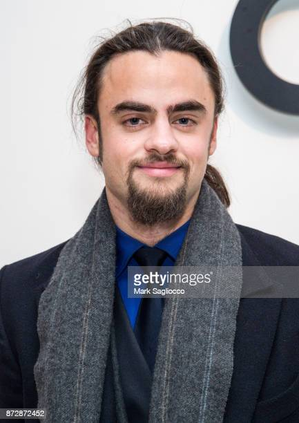 Photographer Michael Avedon attends the CHANEL celebration of the launch of The Coco Club at The Wing Soho on November 10 2017 in New York City