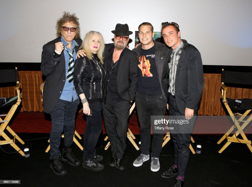 """""""Shot! The Psycho - Spiritual Mantra of Rock"""" LA Premiere at The Grove, Presented by Citi : News Photo"""