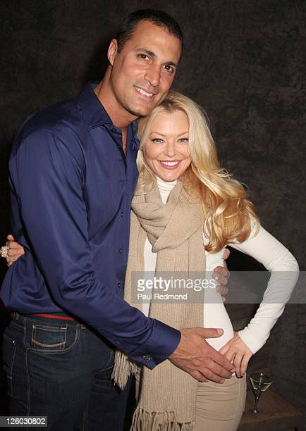 Photographer Nigel Barker and actress Charlotte Ross attend Chef For Seals Hosted By Cat Cora And Nigel Barker To Benefit The ProtectSeals Campaign...
