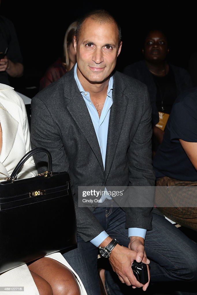 Georgine - Front Row - Spring 2016 New York Fashion Week: The Shows