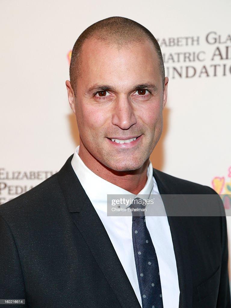 Photographer Nigel Barker attends the 2013 Elizabeth Glaser Pediatric AIDS Foundation awards dinner at Mandarin Oriental Hotel on February 20, 2013 in New York City.