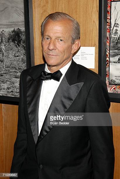 Photographer Peter Beard attends the 5th Annual Artrageous gala dinner and art auction May 24 2006 in New York City