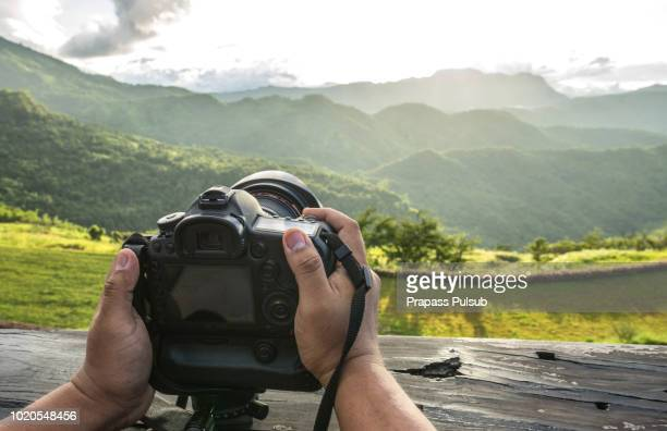 photographer - photojournalist stock pictures, royalty-free photos & images
