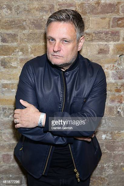 Photographer Rankin attends the Dazed Fashion Forum hosted by Amazon Fashion on July 25 2015 in London England